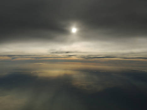 Skies over Queensland