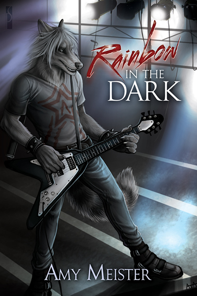 Rainbow in the Dark cover by ringshadow