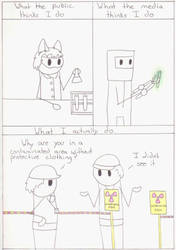 The reality of my job. by ringshadow