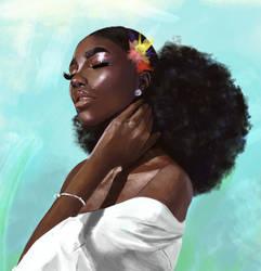 Afro Light