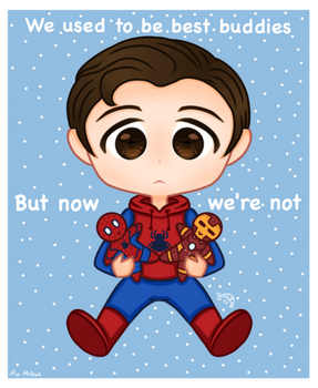 I wish you could tell me why | Peter Parker