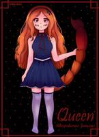 Rhopalurus Junceus | Queen | OC by ShiEbi