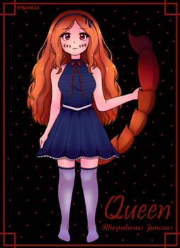 Rhopalurus Junceus | Queen | OC