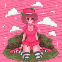 Strawberry Garden | StrawberryDani by ShiEbi