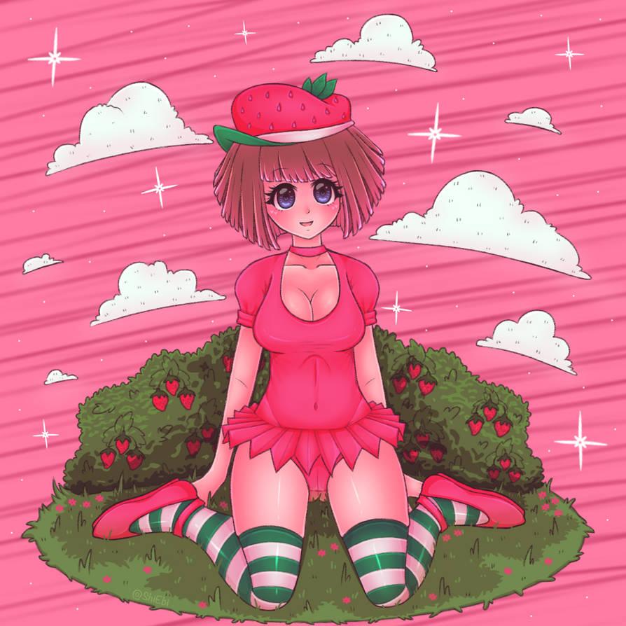 Strawberry Garden   StrawberryDani