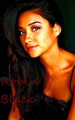 Twilight saga oc: Robin Black