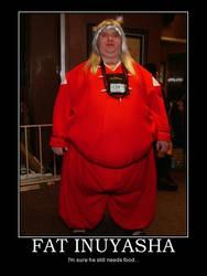 Fat Inuyasha