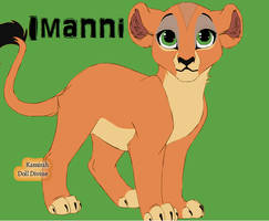 Imanni: Cub Creator