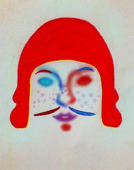 Eric Nally's Self-Portrait