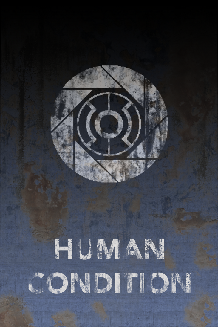 Human Condition CoverArt (Updated) by NikiGerrier
