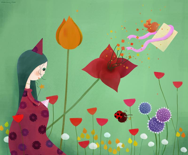 The enchanted pregnancy by nicolas-gouny-art