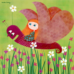 The delicate fairy by nicolas-gouny-art