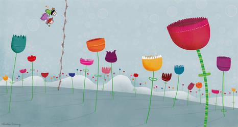 The Dream Fairy by nicolas-gouny-art
