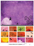 In the orchard of heart trees, 2013 calendar by nicolas-gouny-art
