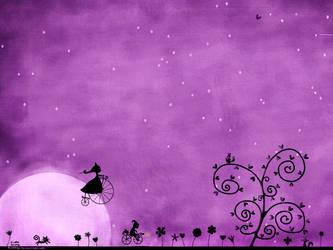 The moon twilight by nicolas-gouny-art
