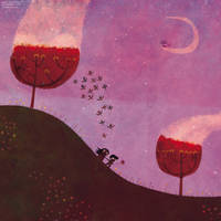 The birds chorus by nicolas-gouny-art