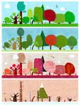 Life of an arboretum