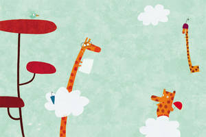 Is Jerome a giraffe? by nicolas-gouny-art