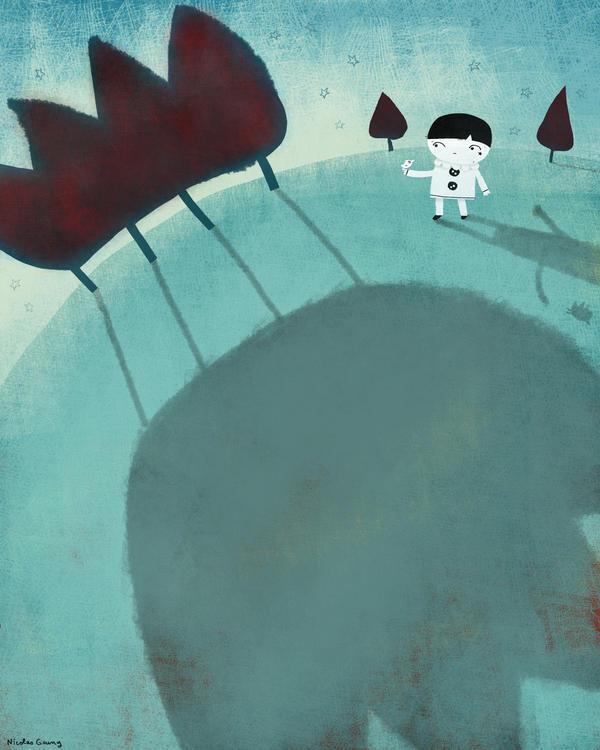 Pierrot is back by nicolas-gouny-art