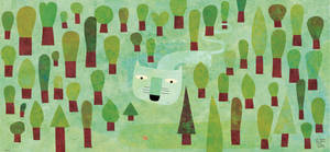 A forest for friends by nicolas-gouny-art