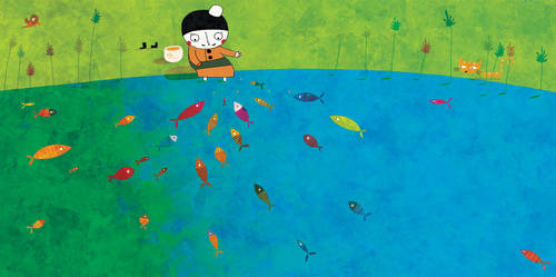 The fishman