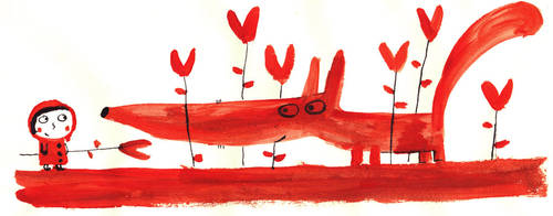 The red wolf