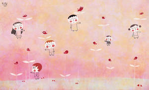 Learning children to fly by nicolas-gouny-art