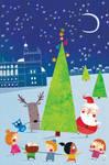 Christmas' dance
