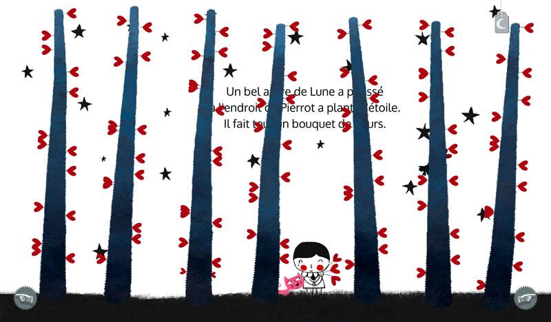 Long hearts trees by nicolas-gouny-art