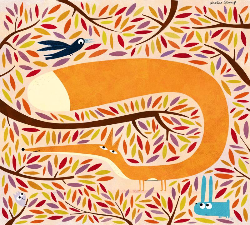 Fox by nicolas-gouny-art