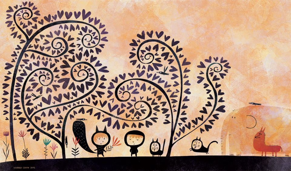 A flower  for you by nicolas-gouny-art