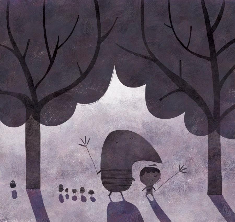 Fog Night by nicolas-gouny-art