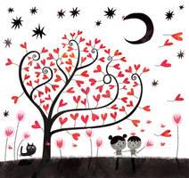 Lovers by nicolas-gouny-art