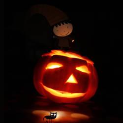 Happy Halloween by nicolas-gouny-art
