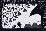 Monster's day by nicolas-gouny-art