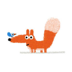 Quick fox by nicolas-gouny-art