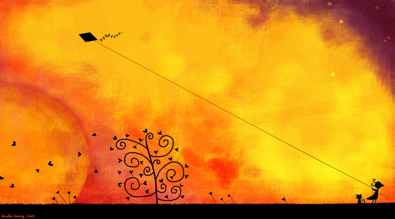 September Wind by nicolas-gouny-art