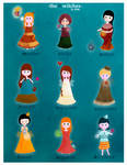The 9 Witches