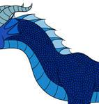 Dragonscales 1 by Satin-Bowerbird
