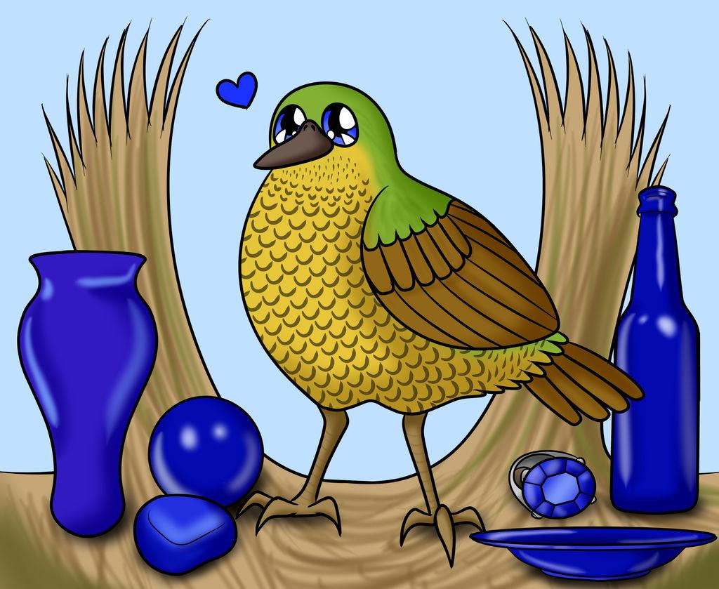Satin-Bowerbird's Profile Picture