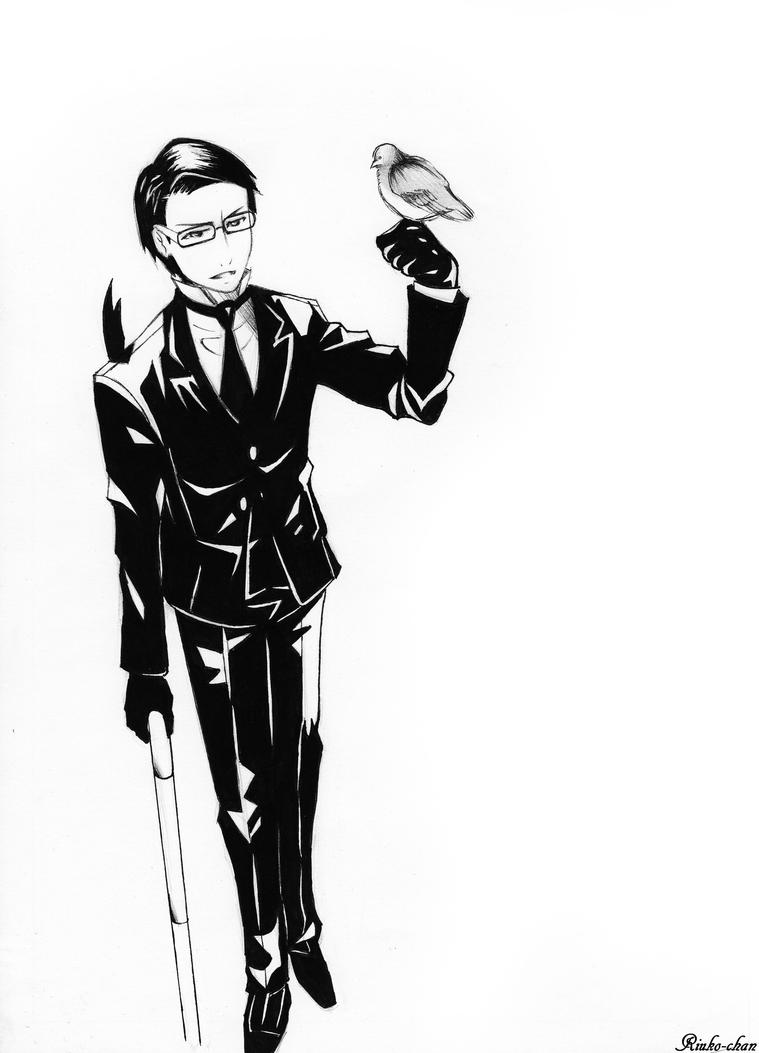 William T. Spears by Riuko-chan on DeviantArt