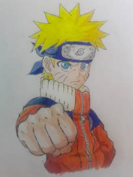 To be Hokage is my Dream!