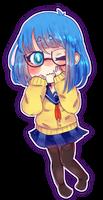 CP | Shy Shy by starii-chan