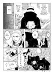 Comm - kakuhidan doujin page1 by Lairam