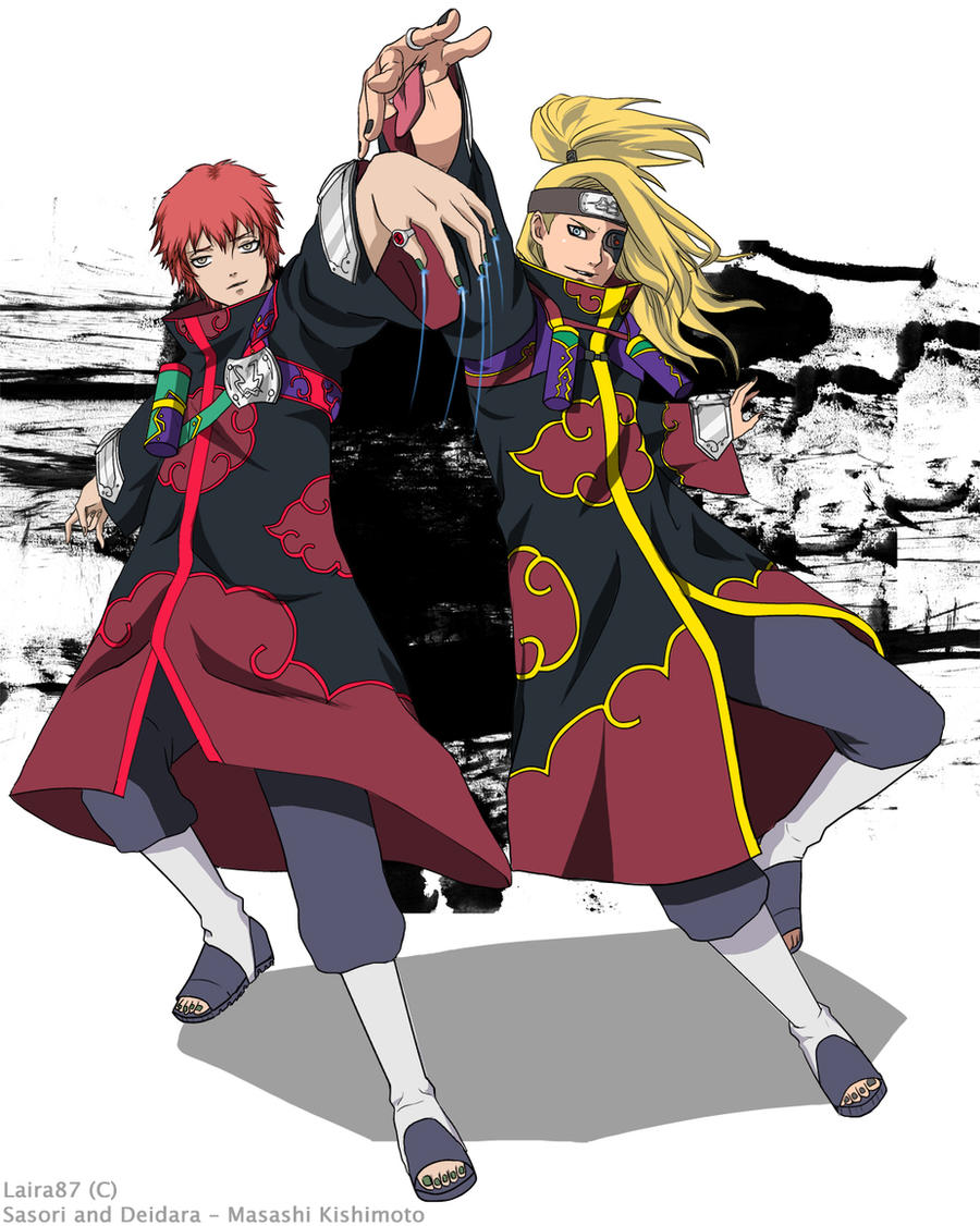 Naruto Shippuuden Ryujinki by Lairam on DeviantArt