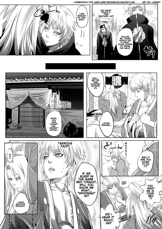 WYWTK - DeiSaso doujinshi - page 5 by Lairam