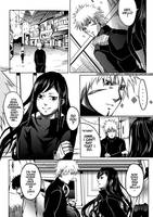 An unlikely bond - Tobirama x OC page 1 by Lairam
