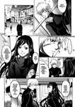 An unlikely bond - Tobirama x OC page 1