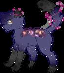 Pink-Violet Galaxy Nebula Auction .:CLOSED:.