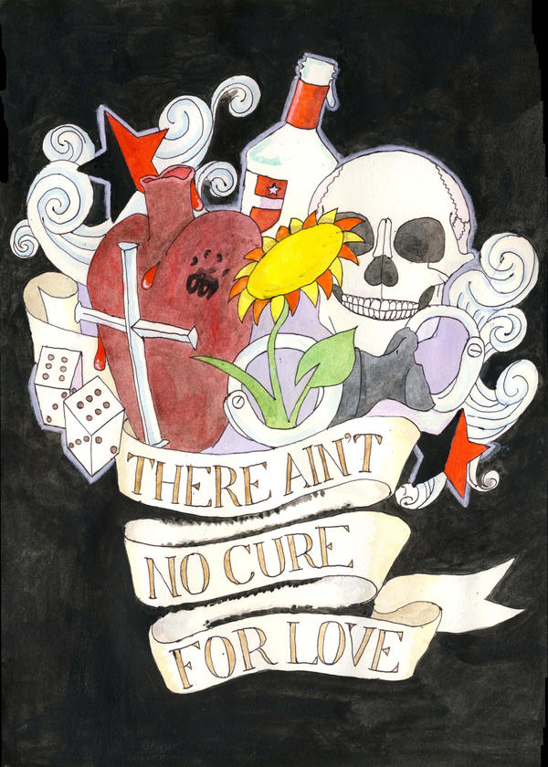 Ain't No Cure For Love by knockdownginger